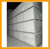 Plaques de plâtre résistant à l'humidité de l'eau de preuve pour le plafond du panneau de plâtre
