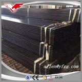 Tubo vuoto nero Manufactured dell'acciaio della sezione di Rhs e di Shs