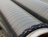Nastro d'acciaio dell'involucro della giuntura della conduttura