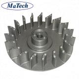제조 알루미늄 주문 고품질 정밀도는 주물 임펠러를 정지한다