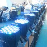 Luz interna da PARIDADE 3W do diodo emissor de luz 54 da carcaça de alumínio