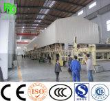 macchina di fabbricazione di carta di Testliner del documento ondulato di 2880mm, linea di produzione di carta di scanalatura del documento del cartone