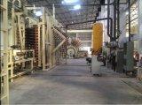 Matériel de panneau de particules de cycle/chaîne de production courts panneau de particules pour la mélamine ou le papier d'unité centrale