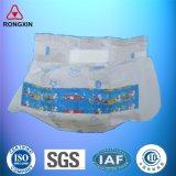 Marque remplaçable d'OEM de couche-culotte de bébé dans l'usine de la Chine