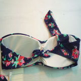 Women를 위한 Lastest Fashion Sexy Floral Triangle 브라질 Bikini