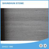 Фабрика китайца сляба хорошего качества белая деревянная мраморный