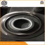 Guarnizione della ferita di spirale della grafite del metallo; Fornitore Cina con la guarnizione esterna della ferita di spirale della grafite dell'anello SS316