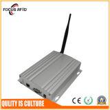 Lector de tarjetas activas de Rssi 2.45GHz RFID con el TCP/IP para el activo que sigue la solución