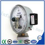 100mm 10va 새로운 디자인 전기 접촉 용해 압력 계기