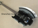 Ax Assinatura 4-String Bass Guitar com hardware cromado (GB-74)