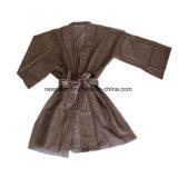 Pp.-Wegwerfnicht gesponnener Kimono für Schönheits-Salon und BADEKURORT