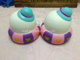 Swim-Ring-Delphine Squishies duftende PU-langsame steigende Squishy Spielwaren