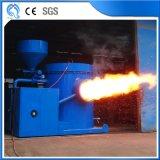 Микросхема Palm Kernal Haiqi древесных гранул оболочки биомассы горелки машины
