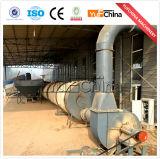 Dessiccateur rotatoire de sciure de biomasse de prix usine
