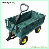 Heet verkoop het Vouwbare Op zwaar werk berekende Karretje van de Tuin van de Kar van de Wagen van de Tuin