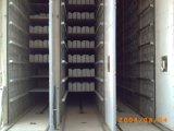 Estructura de acero para bloquear totalmente automático/Ladrillo/Línea de la máquina pavimentadora