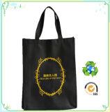 PP non tissé Sac de poignée de promotion sac sac fourre-tout d'emballages recyclables