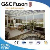 Energie - Gebogen Glas Lowes Sunrooms van de Stijl van de besparing het Europese Aluminium