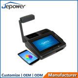 """7"""" Android OS 58mm línea de alta velocidad y la imagen de tarjeta de crédito pagar POS impresora"""