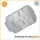 옥외 높은 루멘 90W LED 가로등 보충