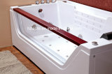Acrylic Massage SPA Badkuip met Comfortabel Hoofdkussen (tlp-675)