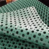 スリップ防止ゴム製マット、草のゴム製マット、抗菌性の床のマット