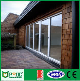 Australian Standard Double Glazed Aluminium Frame Bi Fold Window Pnoc110405ls