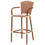 O bambu procurando cadeiras de barras comerciais (BC-08029BH)