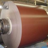 Nippon Revêtement de couleur Z30 Pre-Painted le rouleau en acier pour les matériaux de construction