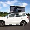 4WDガラス繊維のAlumium SUVの堅いシェルの屋根の上のテント