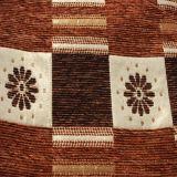 Prodotto intessuto del sofà di Gemotric del Chenille del poliestere