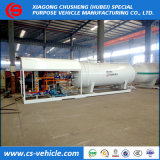 ASME 5mt LPG Gas-Pflanze 10m3, welche die Gas-Schienen-Station 10000L LPG Pflanze wieder füllend kocht