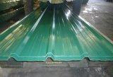 Strato ondulato del tetto del rivestimento di colore a prova di fuoco dello strato per il tetto/parete per la Camera prefabbricata
