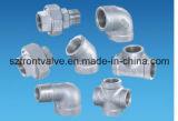 Fundición de precisión de acero inoxidable atornillada hexagonal Plug