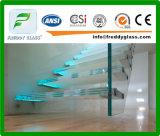 6.38-43.20mmbullet-Proof защитное стекло стекла//прокатанное стекло с сертификатом CE/SGS/ISO