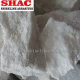 Gute Qualitätsweißer Aluminiumoxyd-Sand und Puder