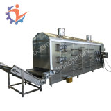 기계를 탈수하는 가득 차있는 스테인리스 공기 냉각 선 공기 건조용 기계 주요 야채 바람 감자 칩