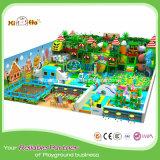 Späteste Kind-Innenspielplatz-Geräten-Dschungel-Park-Spielplatz für Verkauf