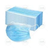 Medica a gettare maschera di protezione non tessuta delle 3 pieghe con Earloop