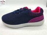 Calçado de desporto de injeção mais quente o calçado de desporto de lazer para crianças (HH1812-17)