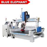 Jinan Blue Elephant 1313 outil linéaire avec machine à sculpter automatique de stockage Woodworking naufrage Table pour le traitement du bois plus épais