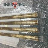 Lampada infrarossa del riscaldatore dell'onda di scarsità del riflettore dell'oro