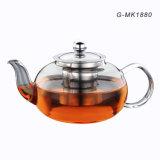 800ml en verre borosilicaté pot pour le thé de feuilles de thé, surface de cuisson, théière
