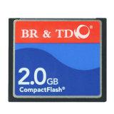 Carte mémoire Compact Flash Br&TD Caméra Ogrinal carte 2G