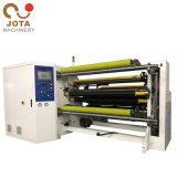 Vitesse élevée du papier adhésif étiquette collante du papier kraft et machine à refendre