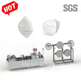 Fabrikant 5-laags Automatic Ultrasonic Medical Non Woven Dust Disposable KN95 N95 Face Mask Making machine op voorraad