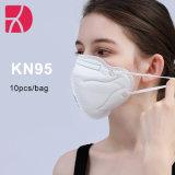 Einweg-Vlies KN95/N95 Falten Halbgesichtsmaske für die Selbstbedienung