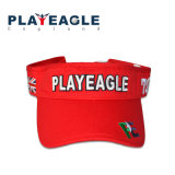 Commerce de gros Custom Sport Golf Tennis Randonnée chapeaux de pare-soleil réglable