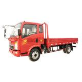 4X2 de la Chine marque HOWO Sinotruk 6 Wheeler lumière Mini pour la vente de camions de fret