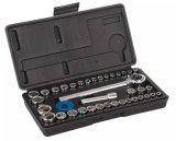 Dopsleutel jj-104 40PCS ook/de Contactdoos van de Hand van de Reeksen van de Contactdoos van de Hexuitdraai